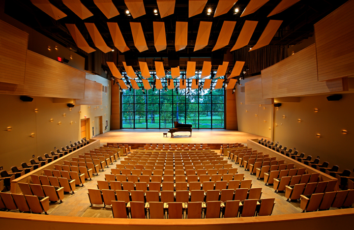 Helen Filene Ladd Concert Hall