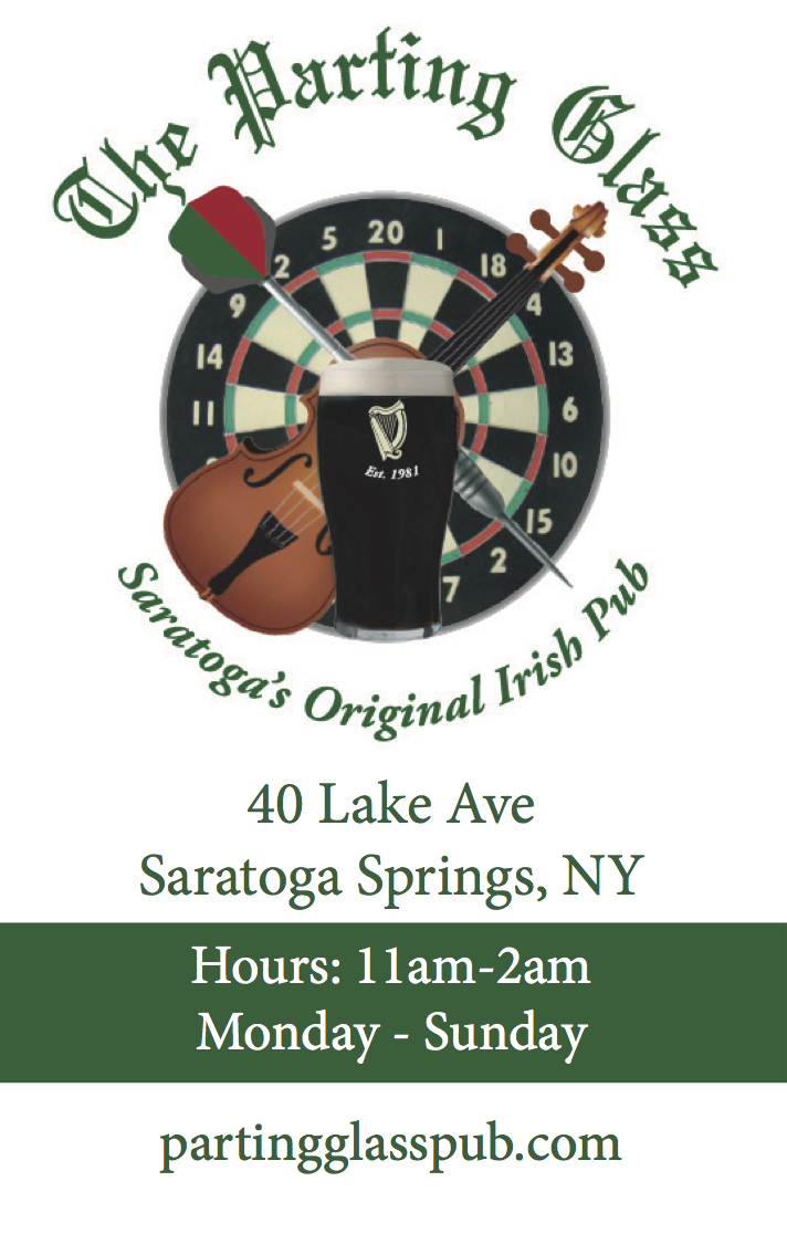 The Parting Glass | Saratoga's Original Irish Pub