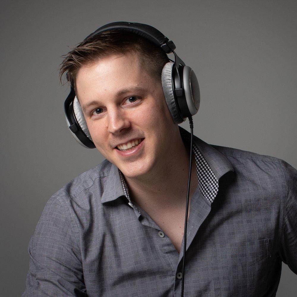 Christian Amonson, Video & Audio Producer