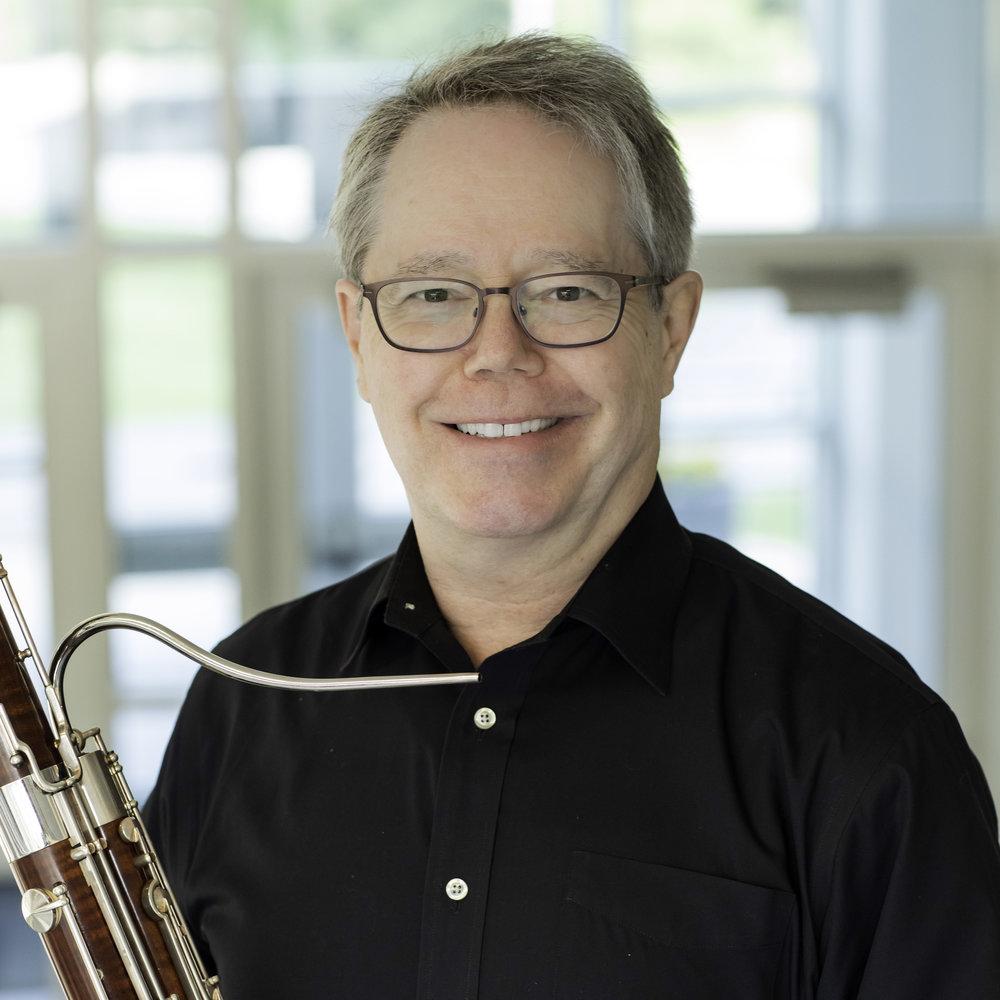 Charles McCracken, Bassoon