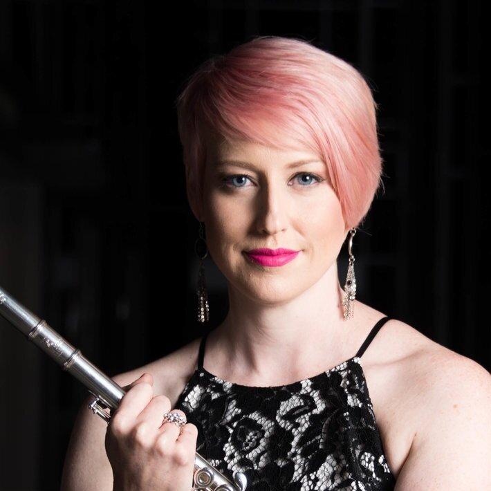 Lindsey Goodman, Flute