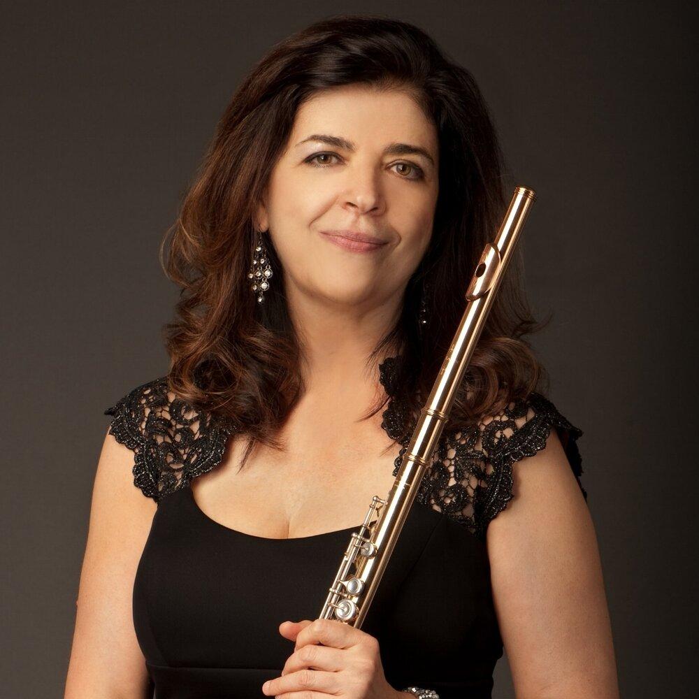 Sato Moughalian, Flute