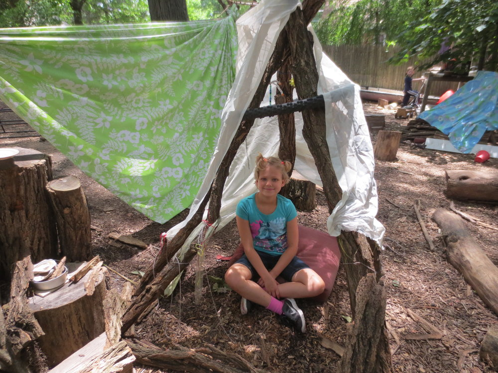 The story of Bob begins here with this camper who attended the summers of 2014 and 15. The idea of Bob-ness was so compelling that we see new Bob's springing up every summer since. The story is passed from camper to camper.