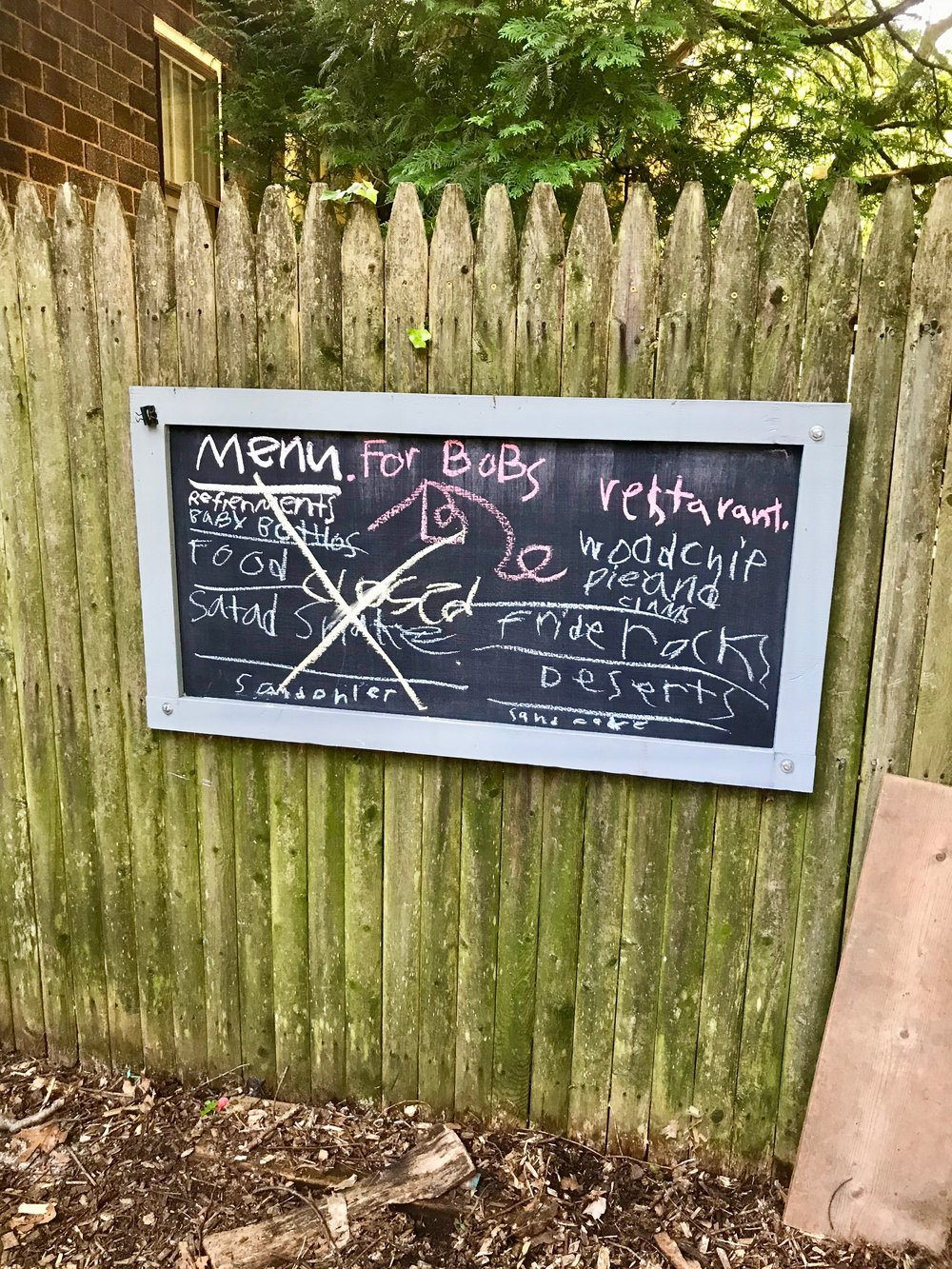 Bob's circa 2018. Undergoing renovations and menu changes.