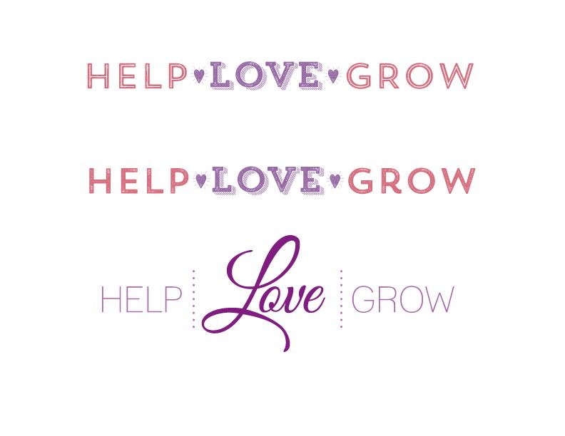 Help | Love | Grow