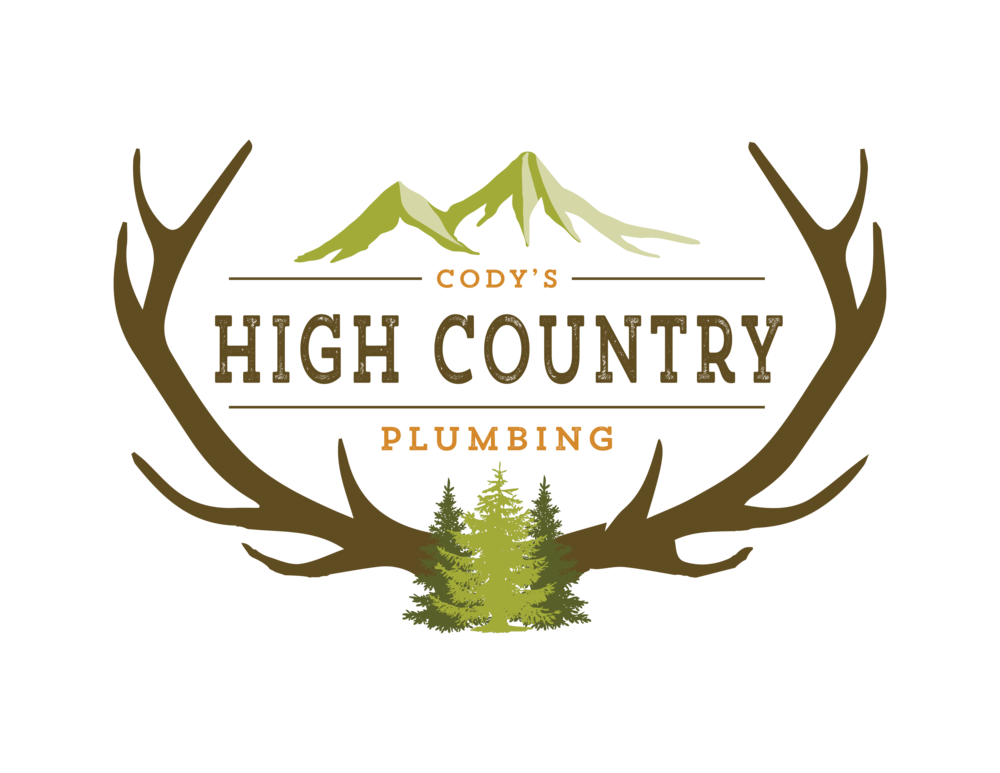 New logo design for Cody's High Country Plumbing (2015)