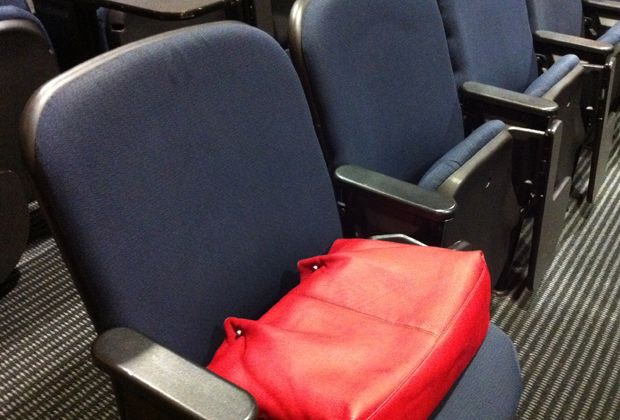 Sit Taller With An Adult Booster Seat Theater Booster