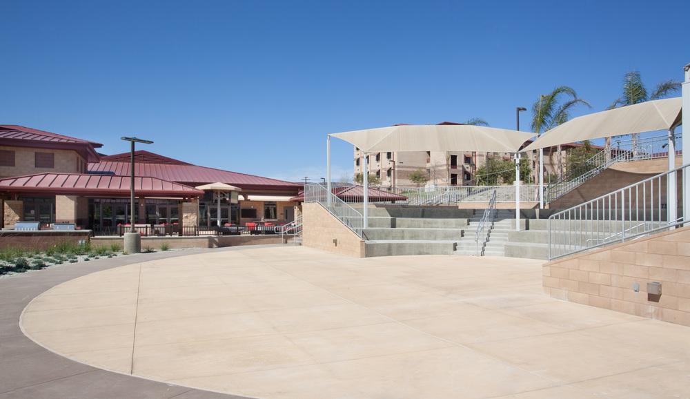 Outdoor Amphitheater