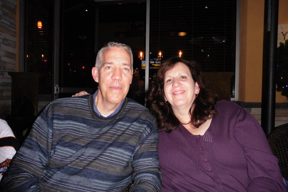 Rob & Christina