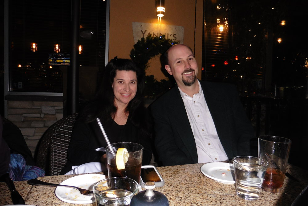 Sara & Jonathan