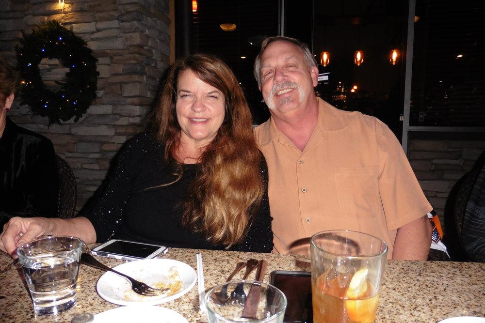 Debbie & Randy