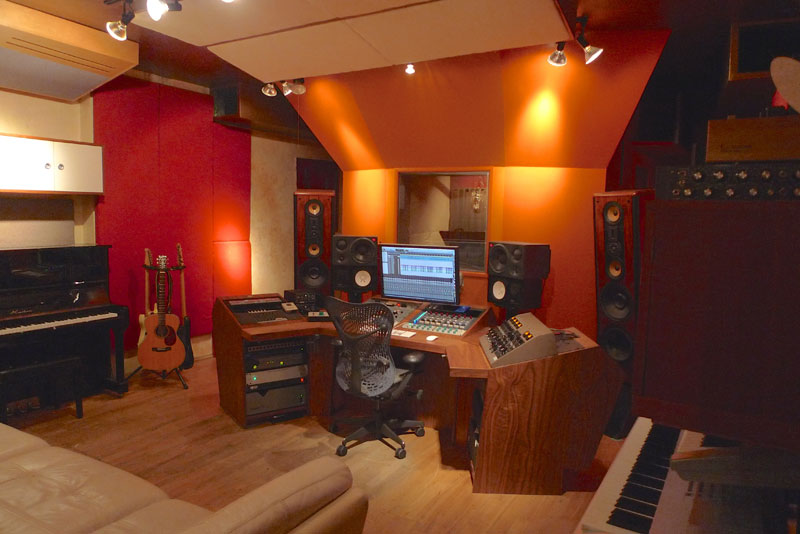 Mercy Sound- Studio A