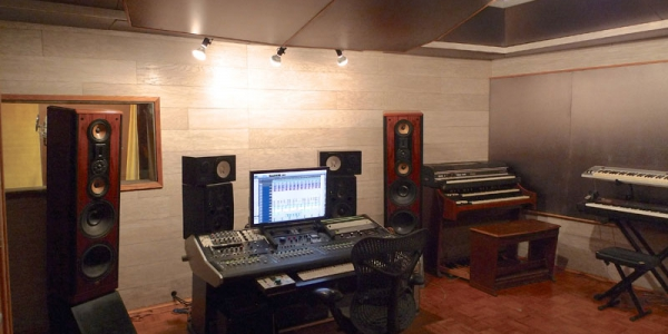 Mercy Sound- Studio B