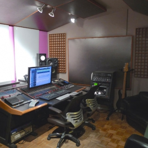 Mercy Sound- Studio C