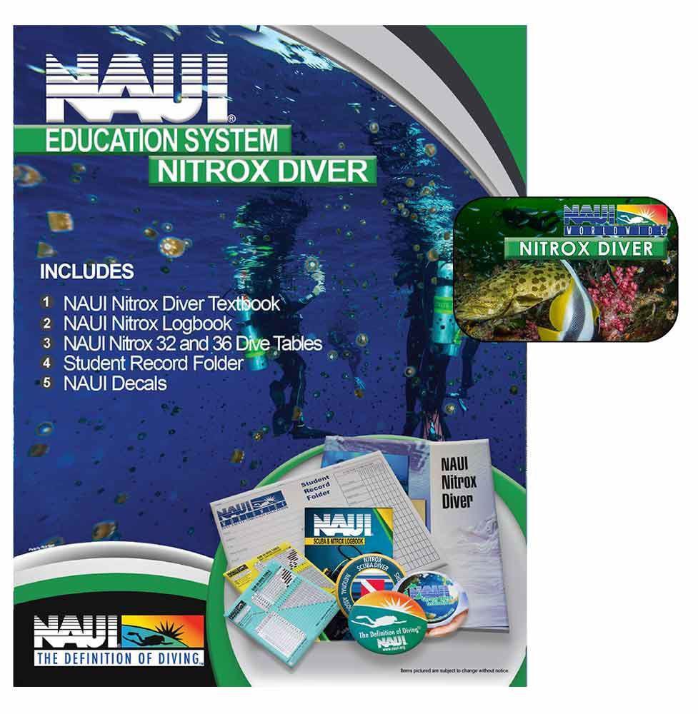 Naui Nitrox Diver Premier Underwater World