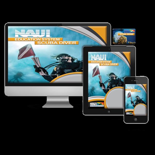 NAUI SCUBA Diver: Digital Plus — Underwater World