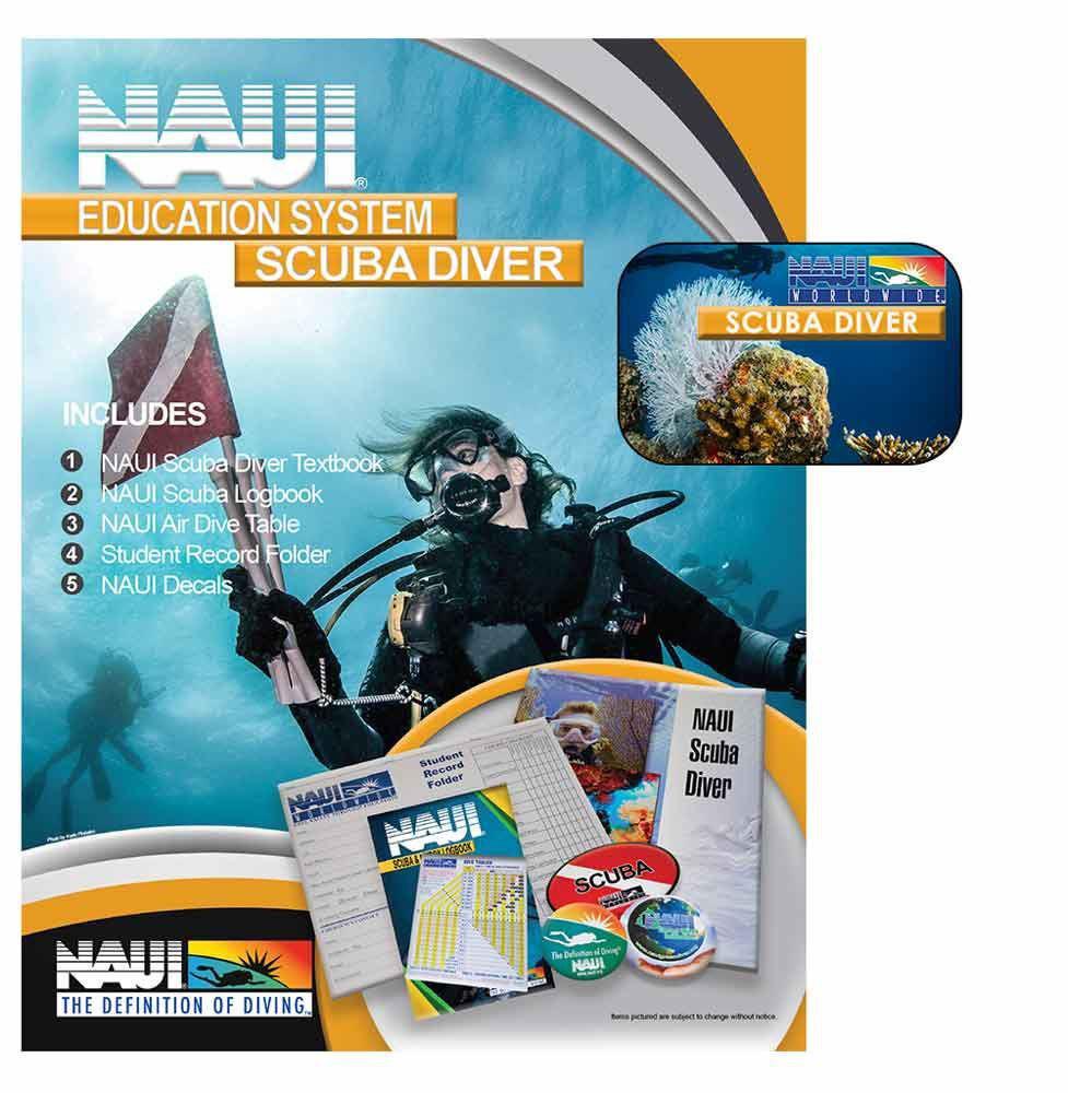 Naui Scuba Diver Premier Underwater World
