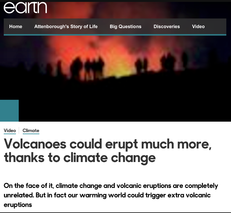 article on www.bbc.com/earth