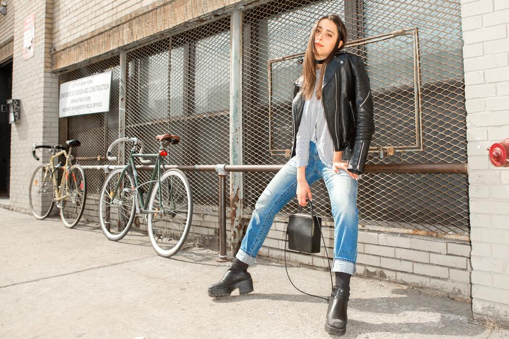 Chloe Wise   x   DKNY Jeans
