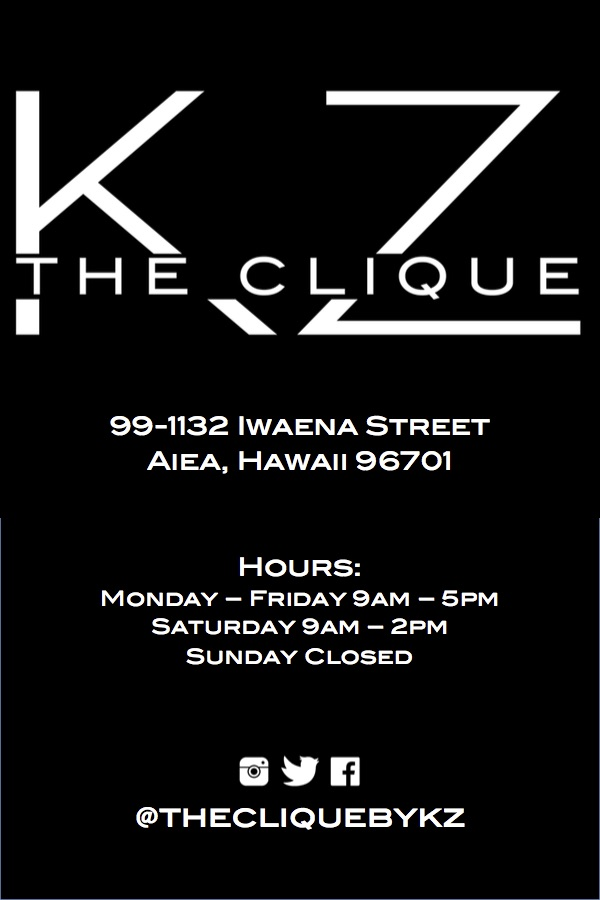 2e8ba4c2d759 Come stop by the Clique and shop our collections — Kini Zamora