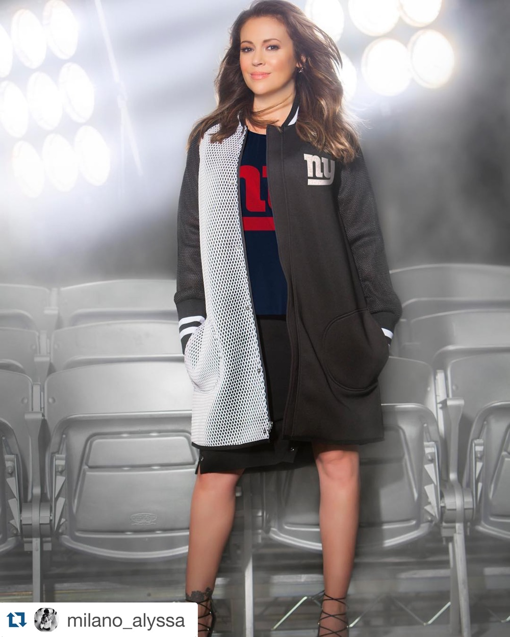 Kinizamora X Touch By Alyssa Milano Get Your Jacket And