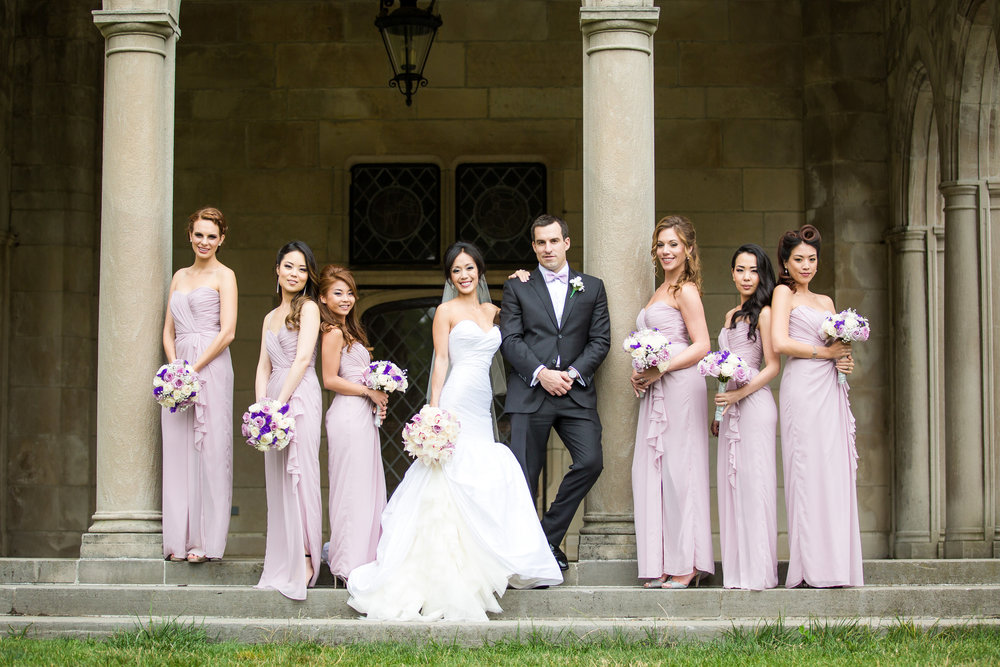New York Wedding Photography Crest Hollow Country Club