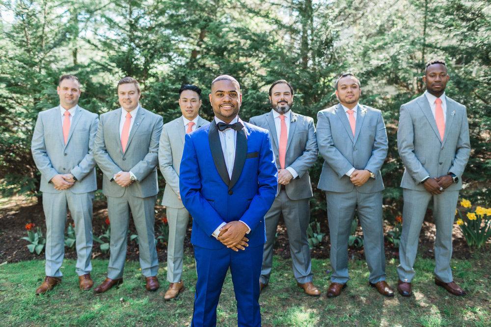 Royalton Roslyn Country Club New York Wedding Photography