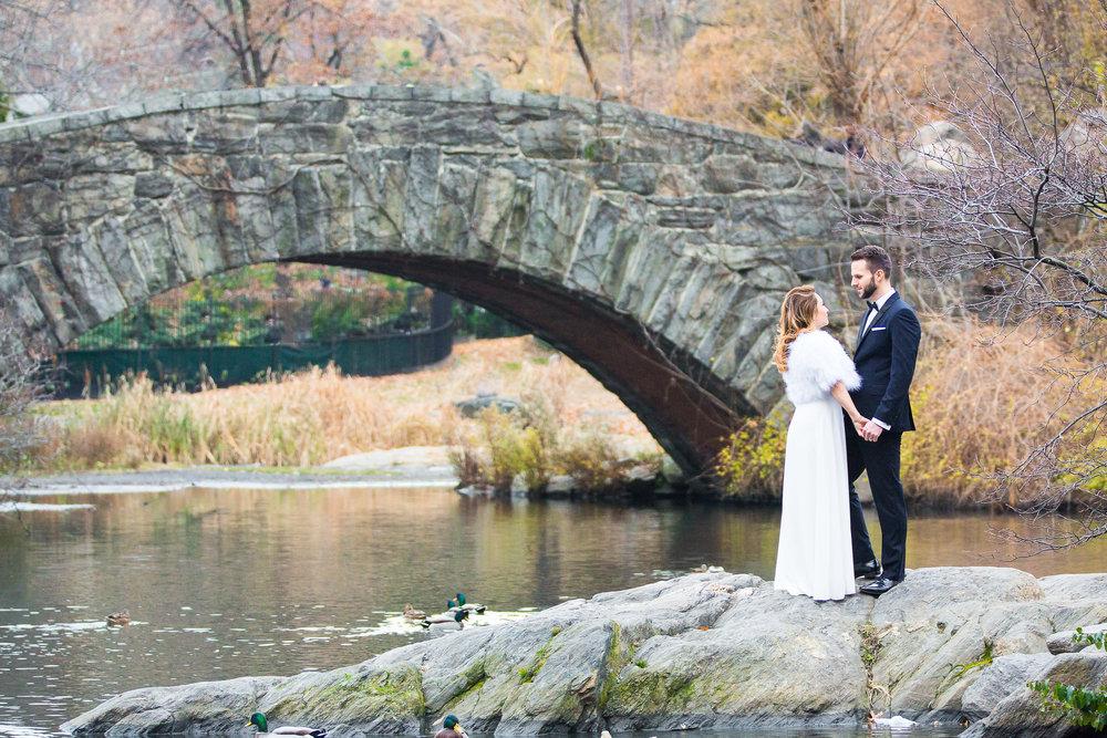 Park Plaza New York Wedding Photography