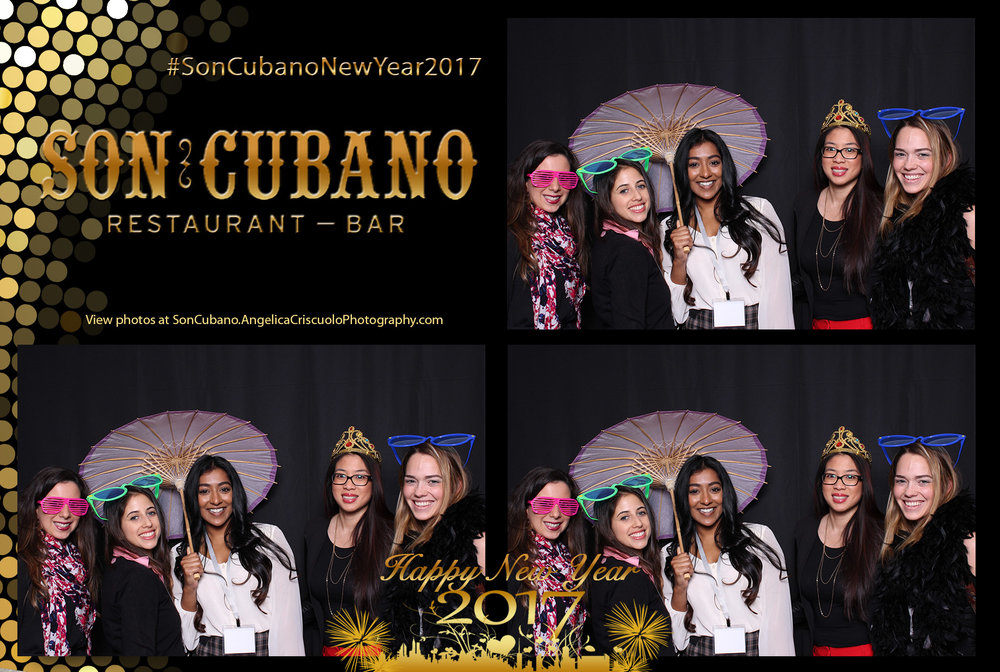 Son Cubano New Jersey Photobooth