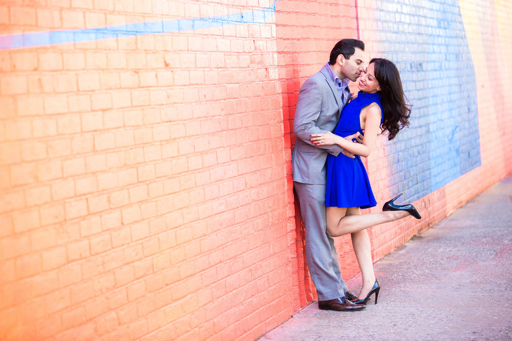 Brooklyn Engagement Photography in DUMBO