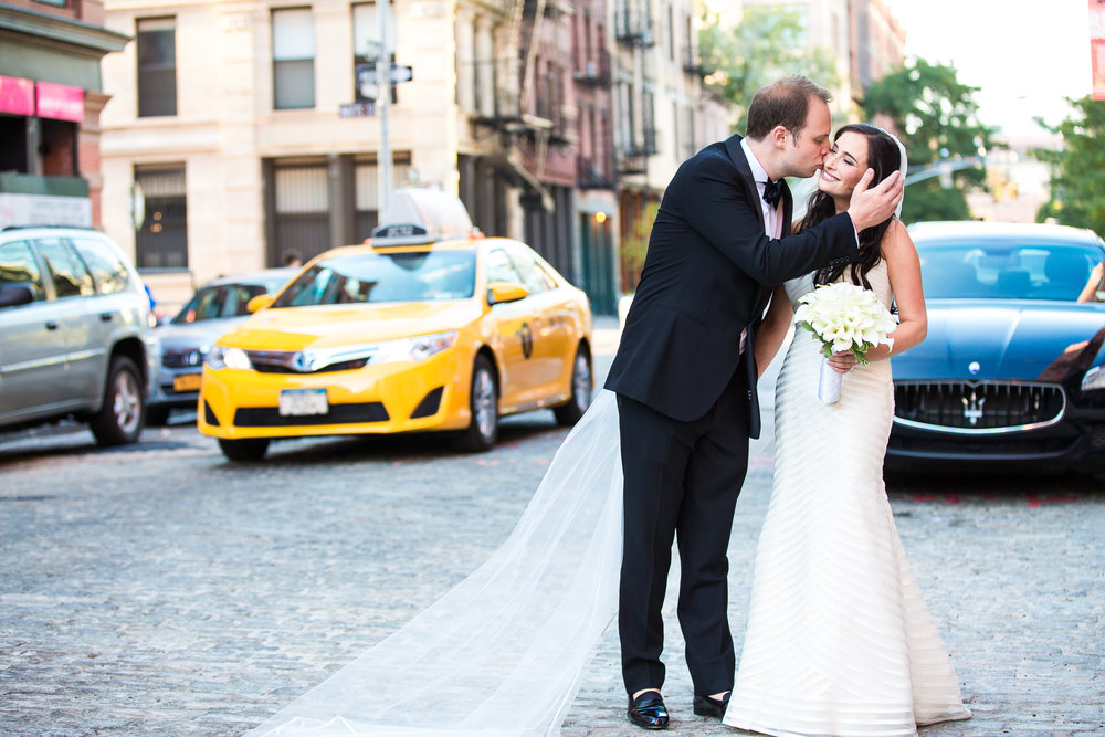 New York Wedding Photographer - Soho Chealsea