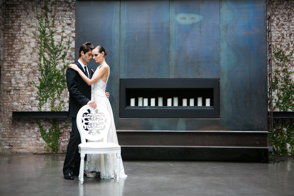 The Foundry LIC New York Wedding Photography