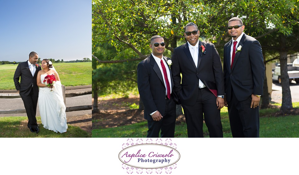Royce Brook Country Club - Modern NJ New York Wedding Photographer