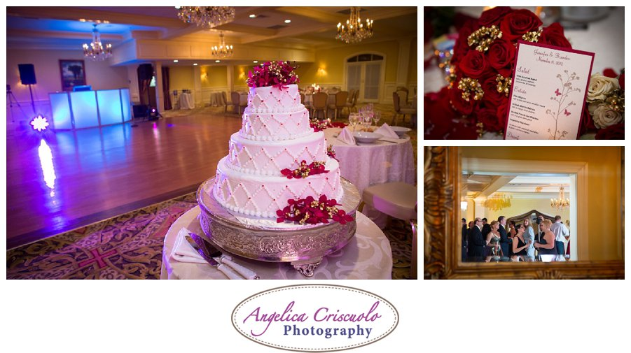 The Villa at Mountain Lakes New Jersey Wedding Cake NJ Wedding Photography JenniferBrandonWedding-754_showit_showit