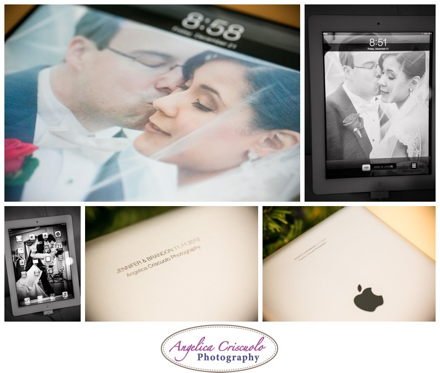 NJ Wedding Photography iPad wedding photo package i2012-11-11JenniferBrandonIPad-5_showit
