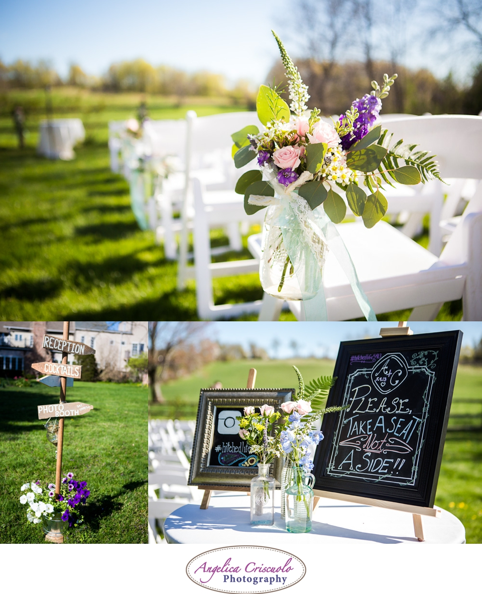 Vintage Wedding Photo ideas, Chalk board Take a Seat Not A Side