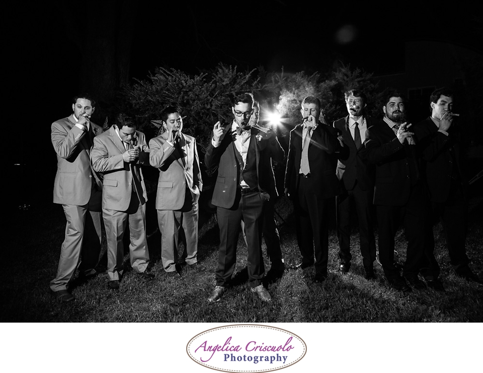 New York Wedding Photographer Cigar Ideas