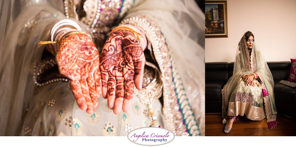 New York Southeast Asian Indian Wedding Photo