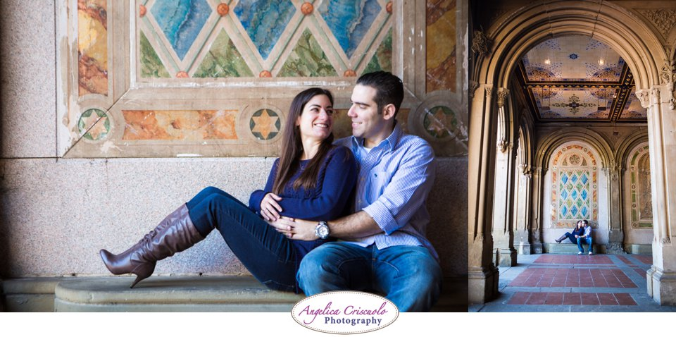 NYC Engagement Photographer Ideas Central Park