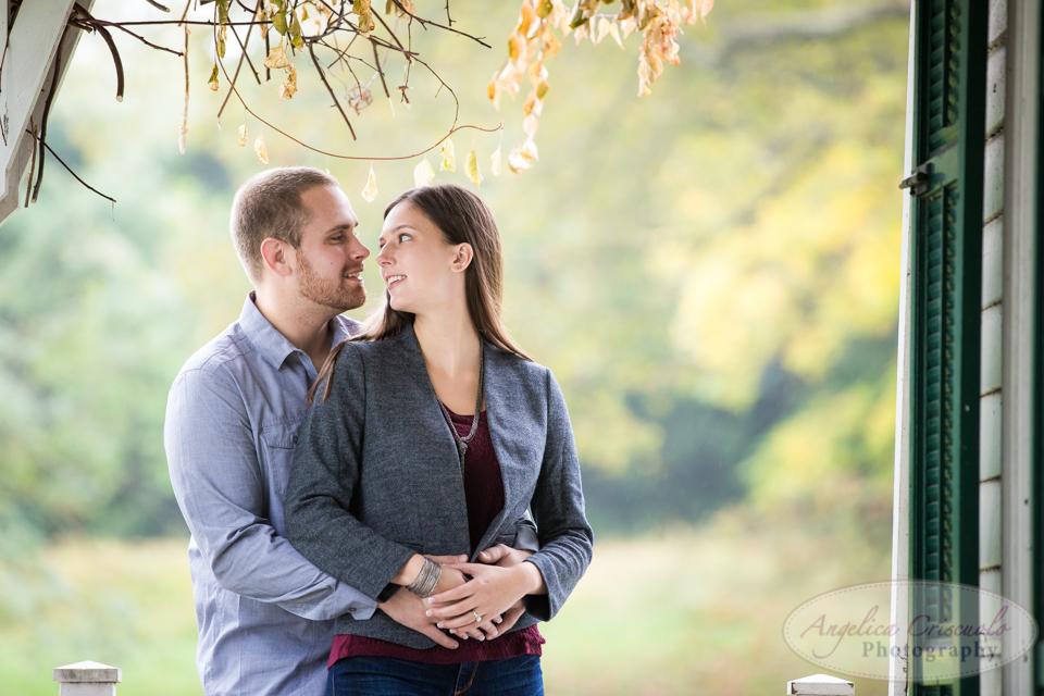 New York City Staten Island Wedding Photographer Engagement Alice Austen House2