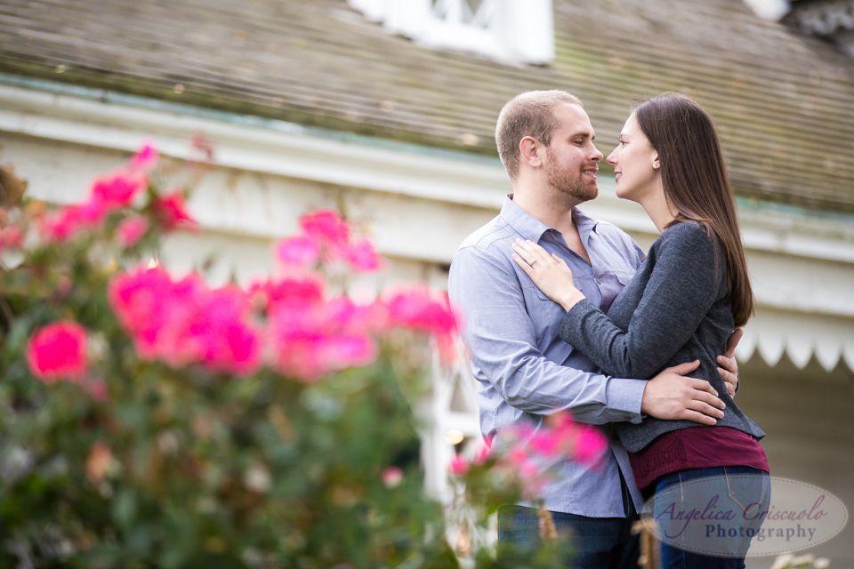 Alice Austen House engagement photo ideas in Staten Island SI NYC