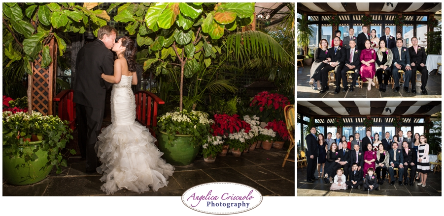 Wedding photos sweetheart dress
