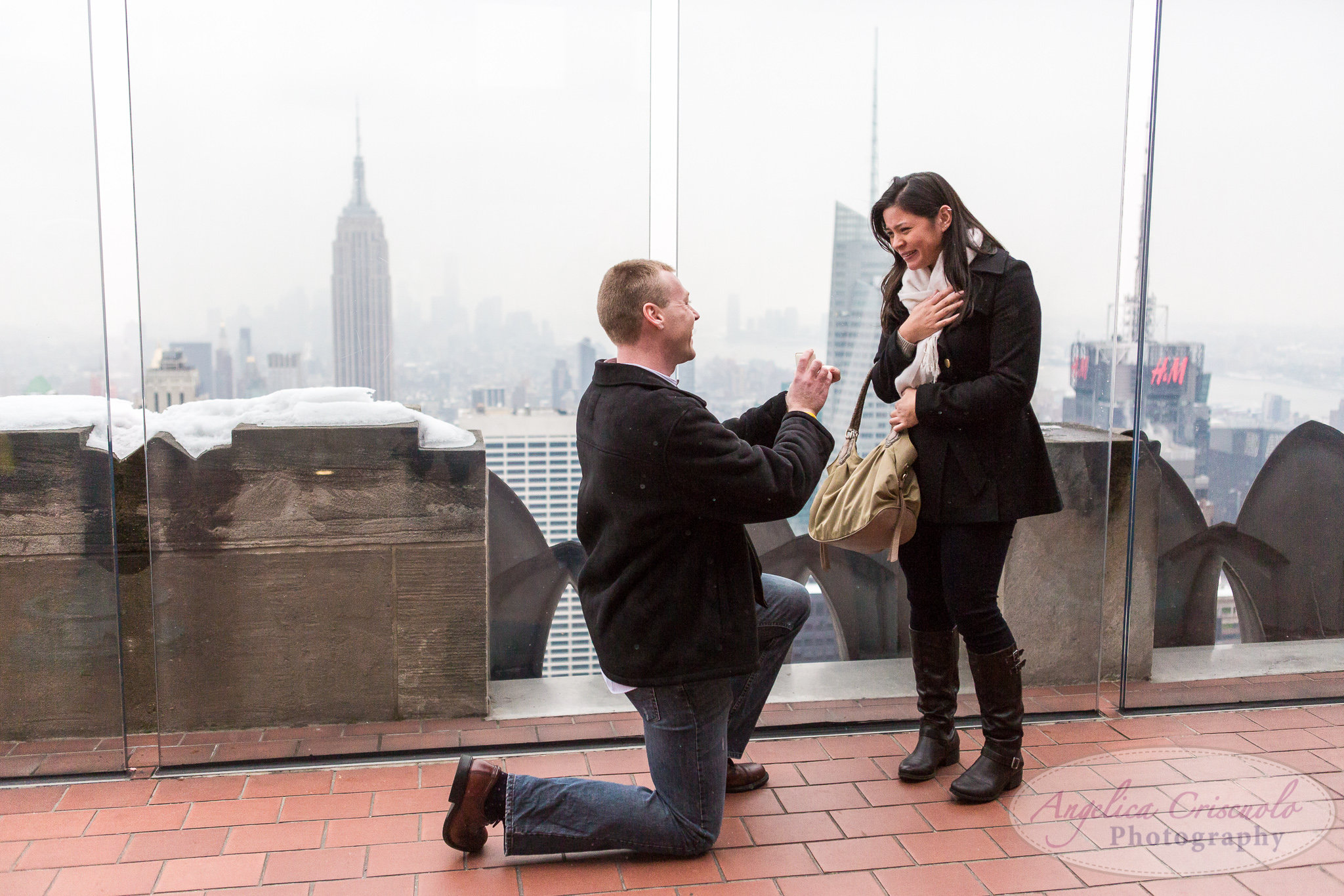 How to Propose at the Top of the Rock ideas