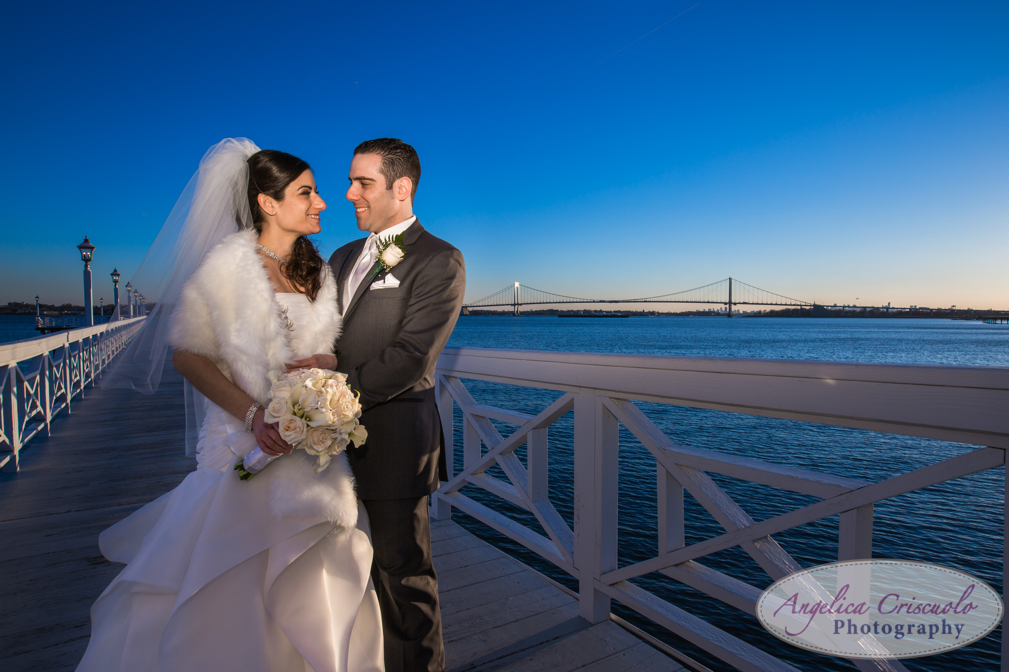 Marina Del Rey Bronx New York Wedding Photography