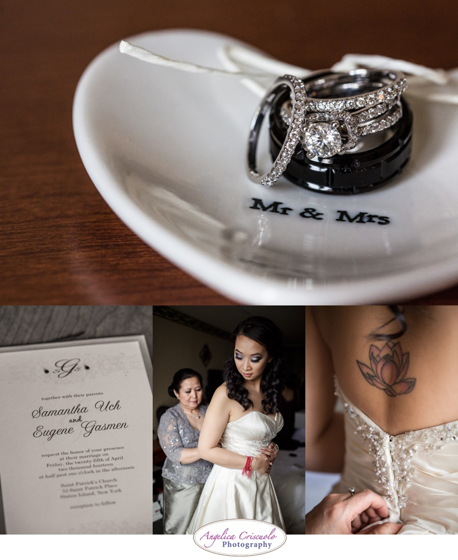 new york wedding photography ring shot