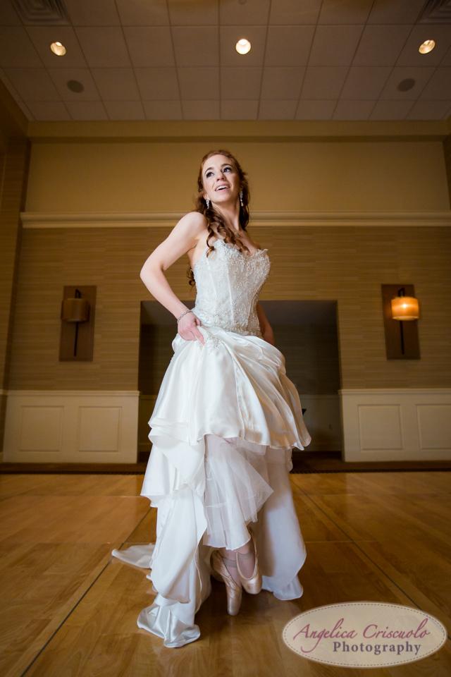 NJ Bride Ballerina