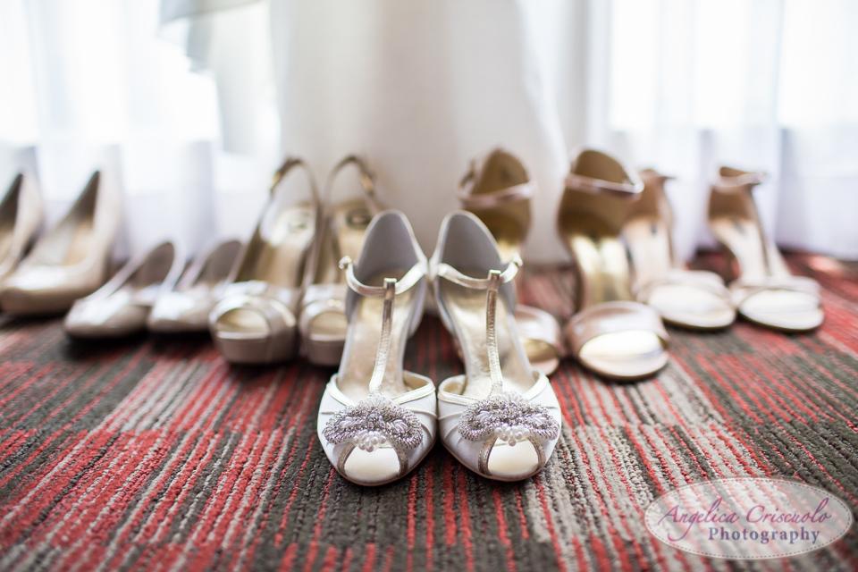 Wedding shoe photo ideas