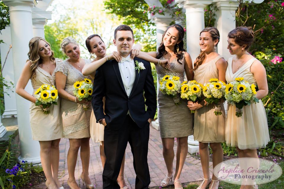 Fun NJ Bridal photos