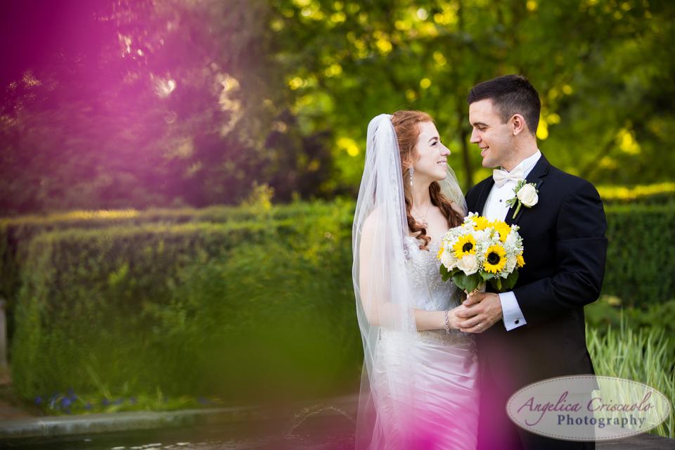 New Jersey Wedding Photographer Frelinghuysen Arboretum