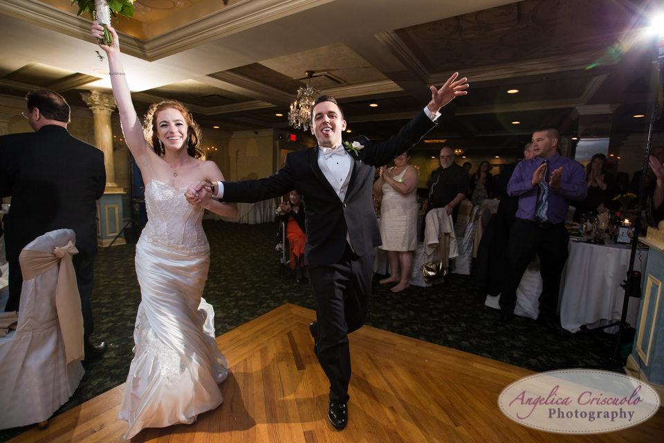 Villa Ravello in New Jersey Wedding Photography